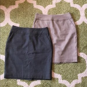 H&M Career Skirt